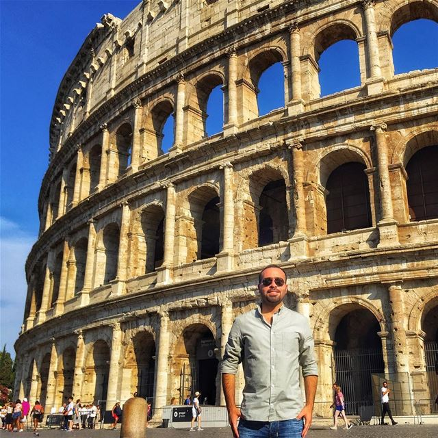 me colosseum colosseo roma rome italy igers igdaily instagram ... (Rome, Italy)