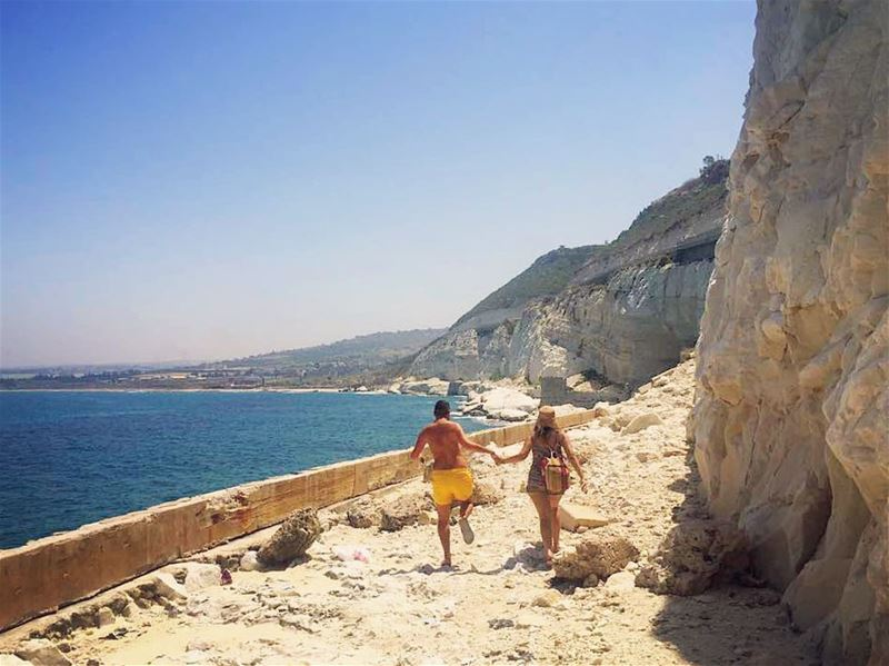lebanon nature throwback instagood wanderlust travelgram ... (الناقورة / Al Naqoura)