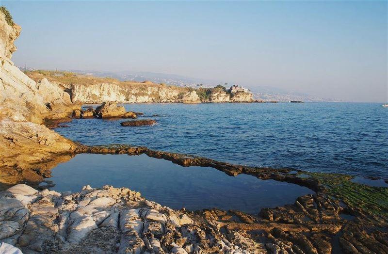 landscapephotography photography lebanon livelovelebanon lebanonviews... (Amchit)