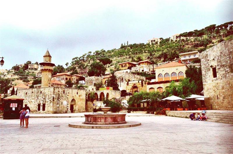 Capital of the Emirs......... lebanon beirut architecture ... (Deïr El Qamar, Mont-Liban, Lebanon)
