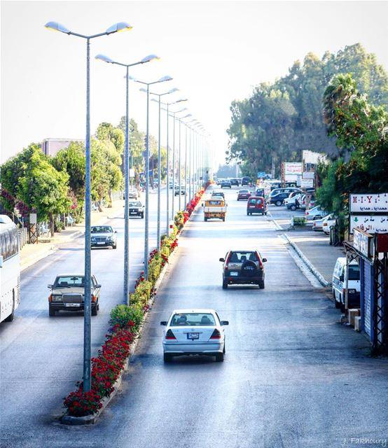 Busy village days @livelovemarjeyoun (Marjayoûn, Al Janub, Lebanon)