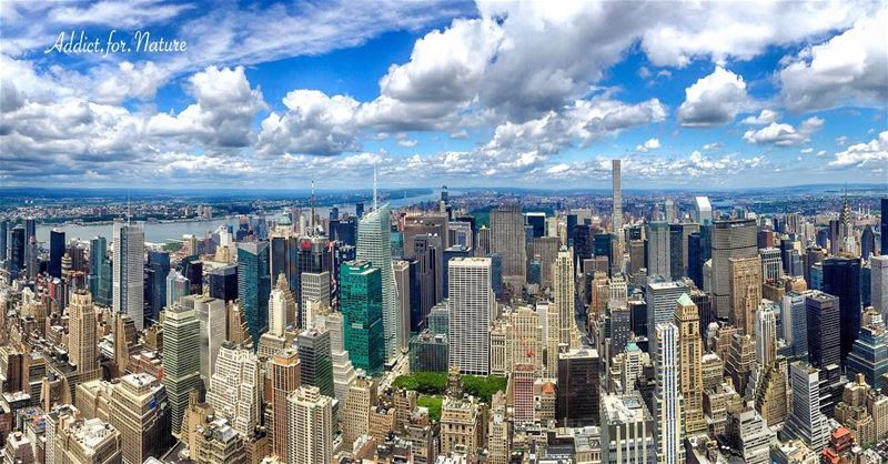 New York ❤️❤️❤️.... newyork view from the ... (New York, New York)