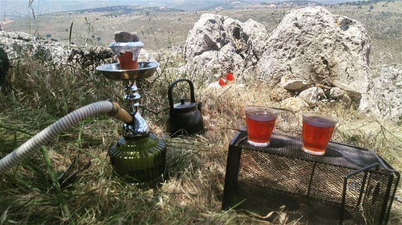 yaroun yarounday tea resting lebanon southlebanon nature رواق ...