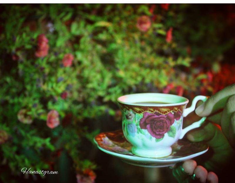 أريد يدك لأحمل قلبي ..... قهوة_المساء قهوتي_عشقي قهوه لبنان ...