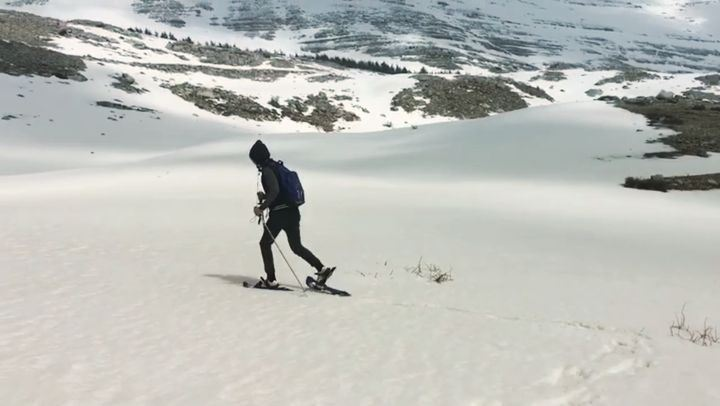 مبدئياً واصل عالرواق anti-shob 😎🍺 hiker's edition @ajjour_ali_25 @mustap (Mount Sannine)