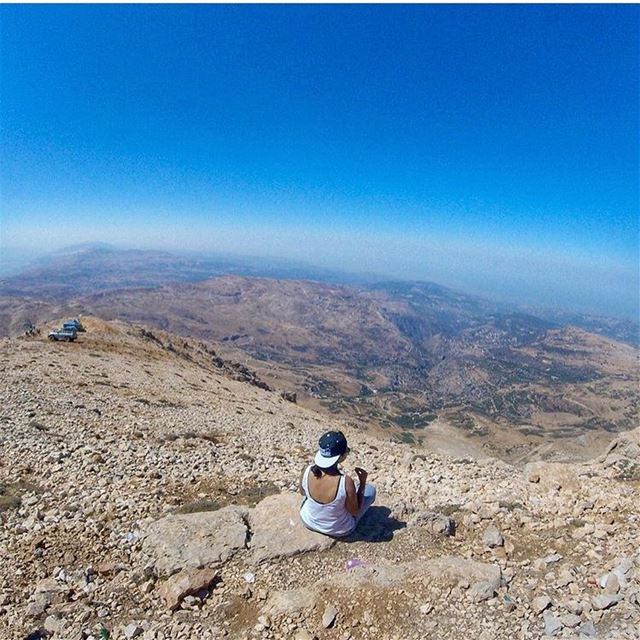 Wherever you are , you're in the right place ... So let yourself enjoy the... (Mount Sannine)