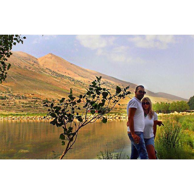 From Lebanon With Love💛🇱🇧⛰ beautyeverywhere myhayete ... (عيون ارغش)