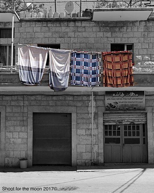 """""""Quand la fête est passée, on a des dettes et du linge sale"""". instagram ... (Lebanon)"""
