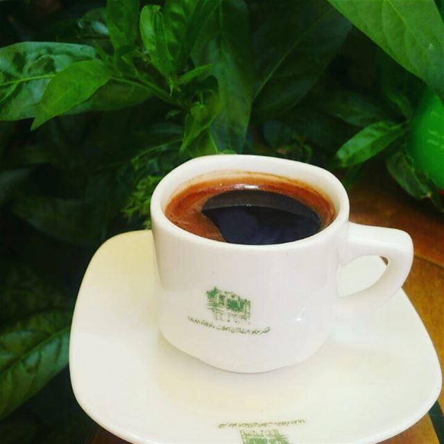 مساء السعاده ...لفنجان قهوه مملوء بالراحه ...التي ﻻتتغير لونها وﻻريحتها مس (Abdul Rahman Hallab & Sons 1881)