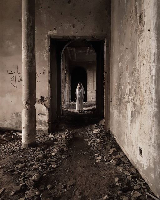 ~ Come play with me, Danny ~... abandoned palace abandonedplaces ... (Aley District)