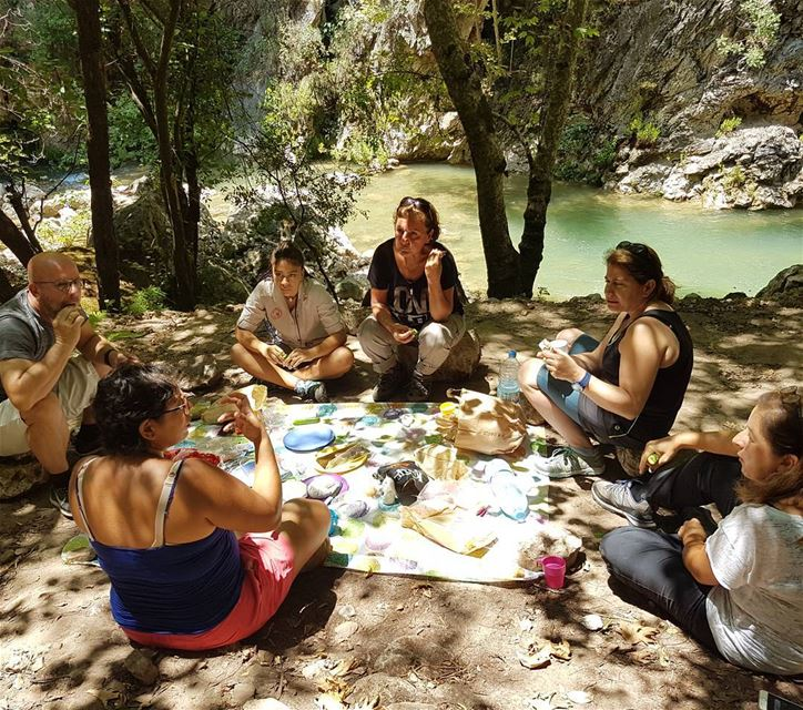 Fridays discoveries with  tourleb Walk in Jabal Moussa reserve. Cultural... (Yahchouch)