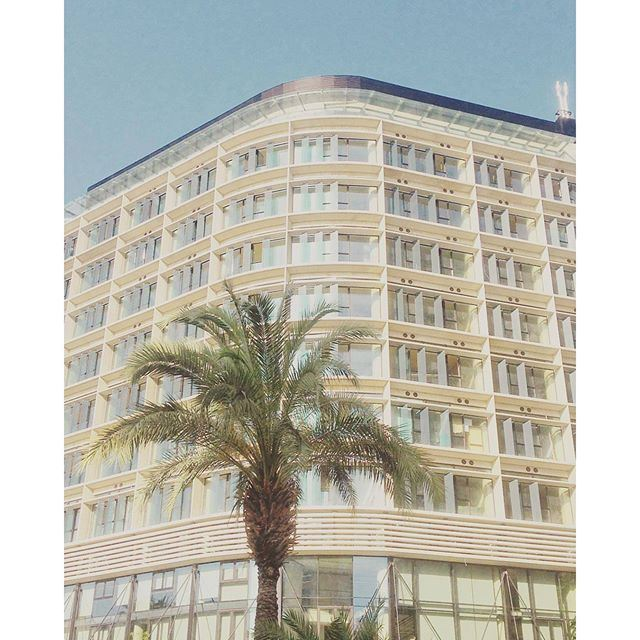 A building with so many stories @livelovearchitecture (Beirut, Lebanon)