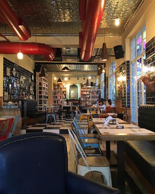 My New Favorite Place in Town gemmayzeh beirut livelovebeirut ... (Oliver's Kitchen & Coffee Shop)