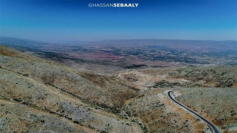 bekaa lebanon agriculture mountains roads speed sky blue lebanon ... (Beqaa Governorate)
