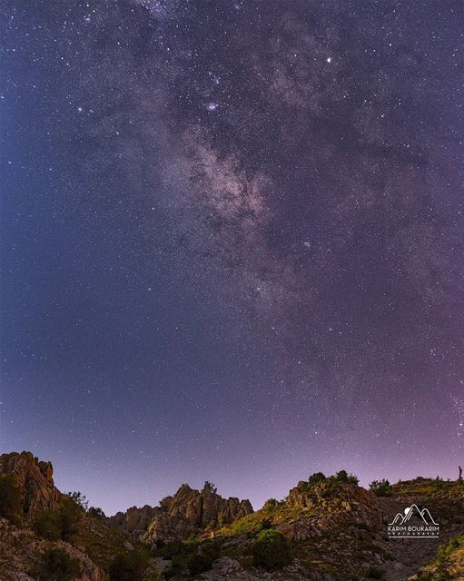 50mm Milky Way. jaj lebanon milky_way sky longexposure ... (Jaj, Mont-Liban, Lebanon)