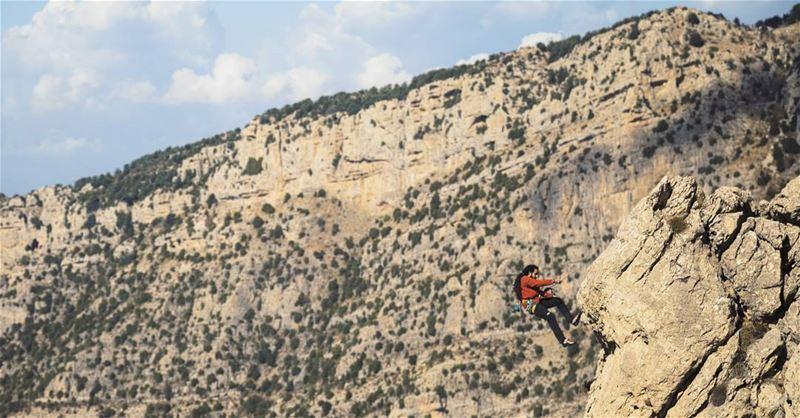 'Oba, observing the hypocrites'..... climbing rockclimbing ...