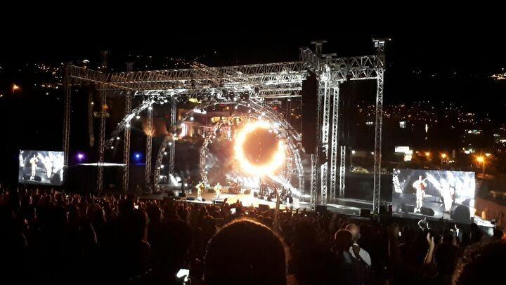 Jounieh summer festival chehadebrothers bouzouki oriental music ...