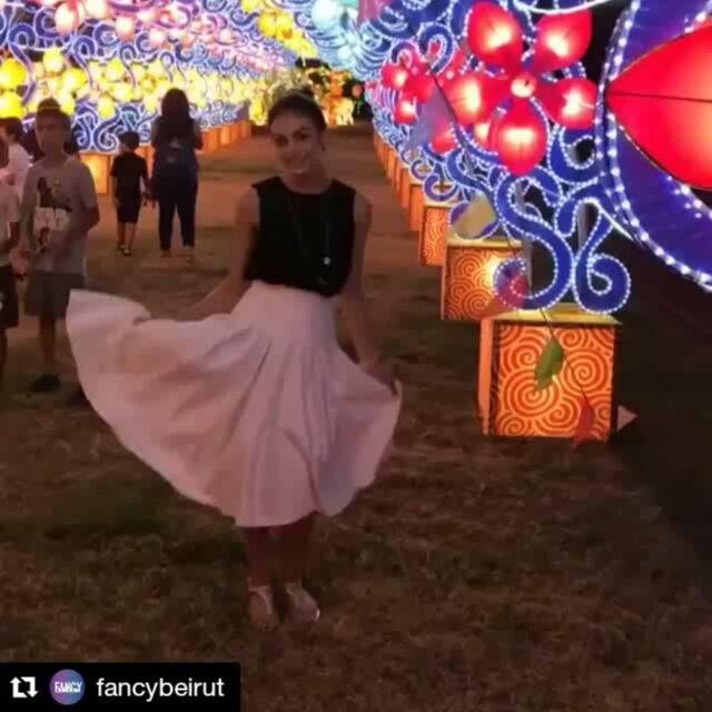 Repost @fancybeirut ・・・FANCY BEIRUT IN WONDERLAND 💕 About Yesterday ✨...