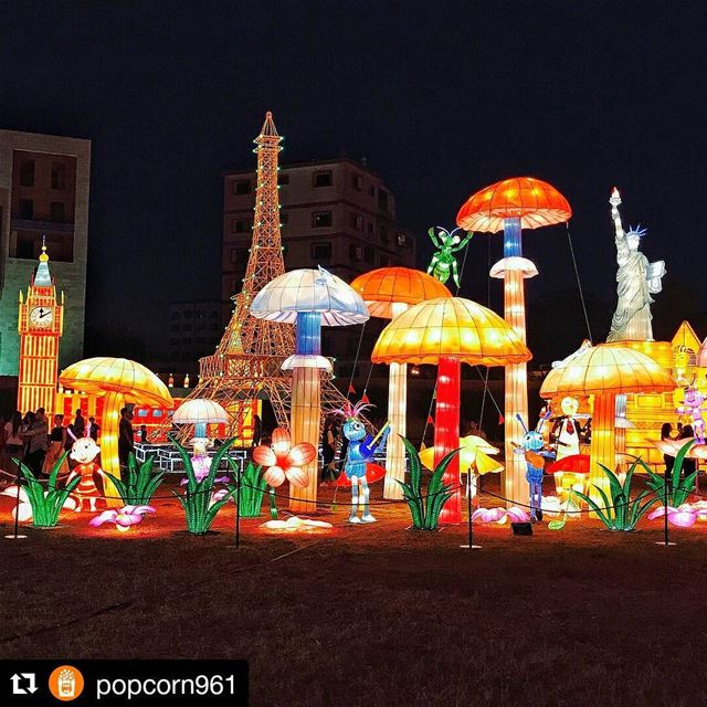 Repost @popcorn961 (@get_repost)・・・A tour around the world in...