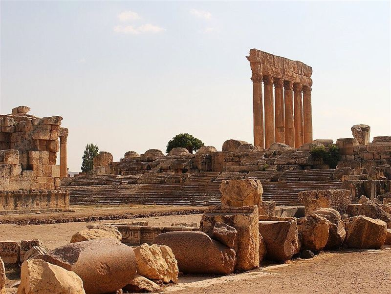 Baalbeck, City Of The Sun! (Baalbeck, Béqaa, Lebanon)