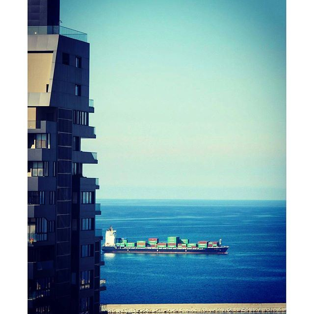 Are we there yet? @almawaridrealestate by @gabferneine @liveloveashrafieh (Achrafieh, Lebanon)