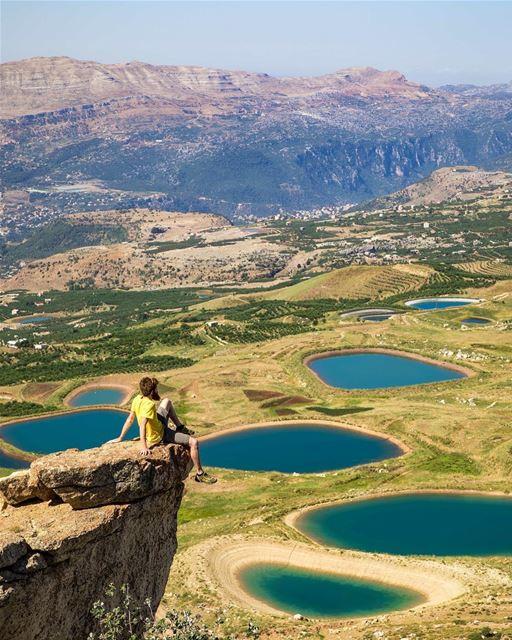 🦁👑 (Akoura, Mont-Liban, Lebanon)