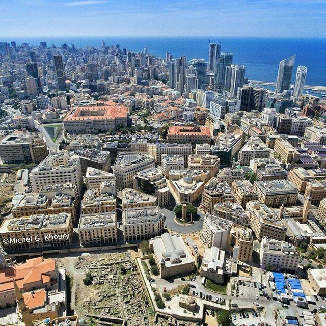 Sunshine's back to Beirut! SUNday By our pilot @michokhoury (Beirut, Lebanon)