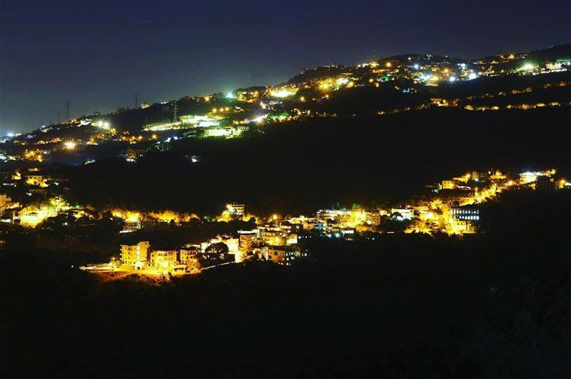 My hometown 🌃 ... (Sirhmoul)