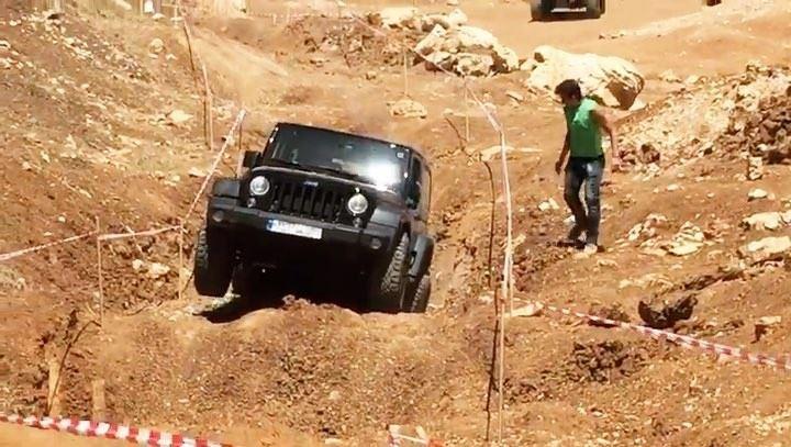 lebanon mountains jeep offroad wrangler jeeplife jeepwrangler ... (Qanat Bakish, Mont-Liban, Lebanon)