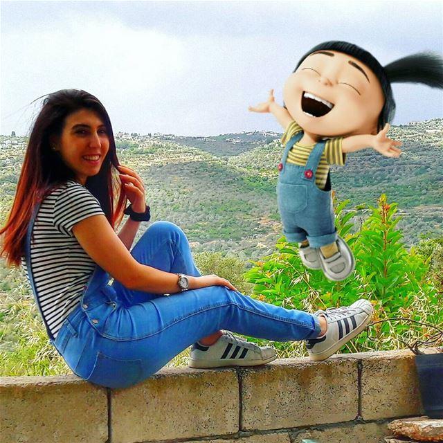 My Minion Mood is so minion 💛😊Bellooo...