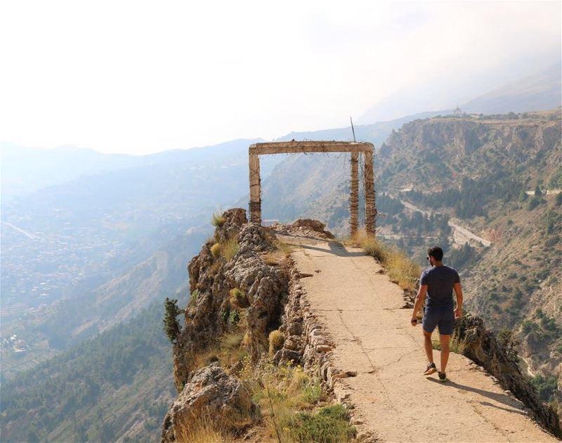 Stairway to Heaven ❤💫📸 @polsamuel livelovebeirut livelovelebanon ... (The Cedars of Lebanon)