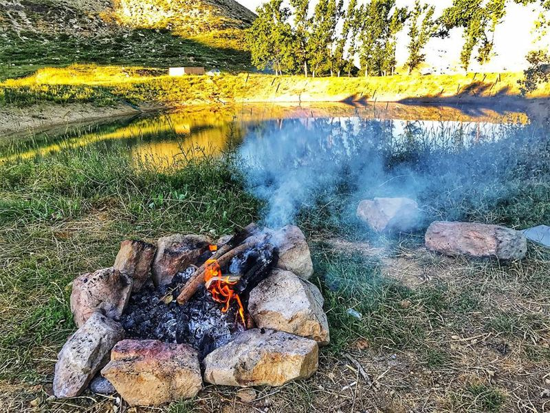 morninglikethis 🔥🏕🏞 AwaketheSoul 🍀 naturebeauty nature morning ... (El Laklouk, Mont-Liban, Lebanon)