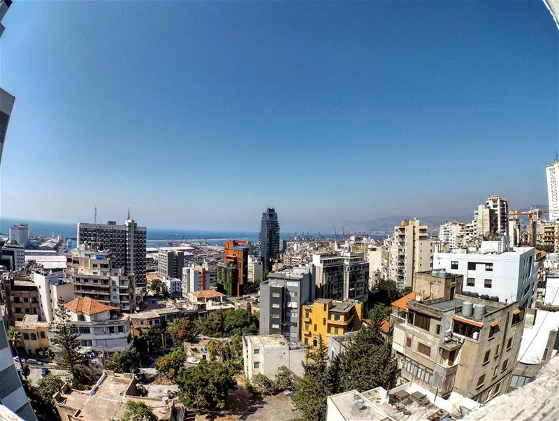 Good afternoon Beirut livelovebeirut livelovelebanon lebanon_pictures ... (Achrafieh, Lebanon)