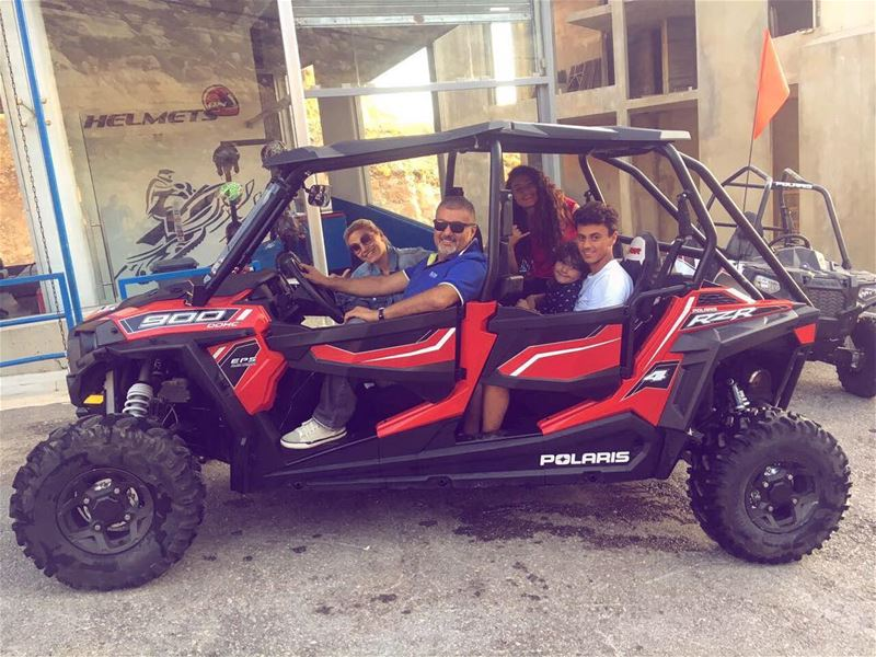 Congratulations Talal El Ahmar on your new RZR4 900 ! A perfect UTV for a...