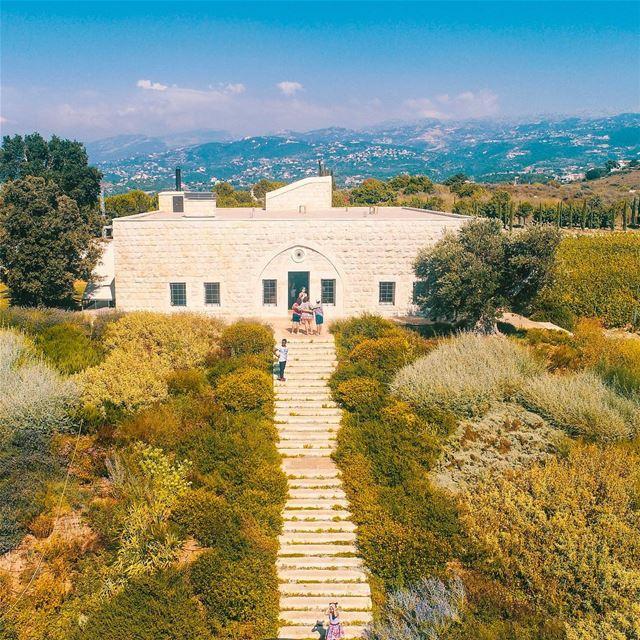 When @ixsirwine ixsir wine winery lebanon lebanese lebanesefood ... (Ixir Winery)