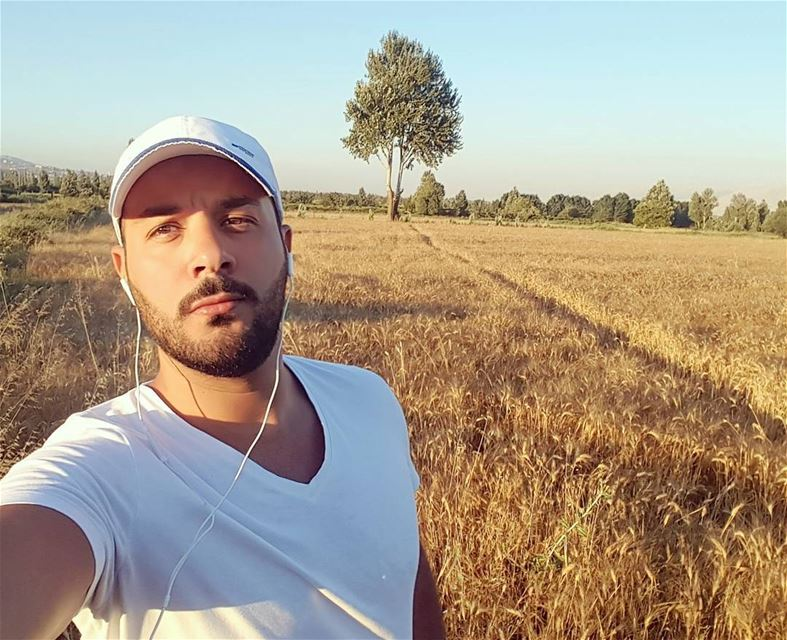 Don't say its wheat until you harvest. 🌾 TB LiveLoveBekaa...