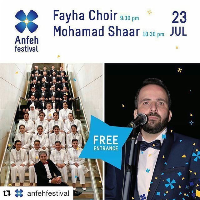 Repost @anfehfestival (@get_repost)・・・On July 24 we will be hosting the...