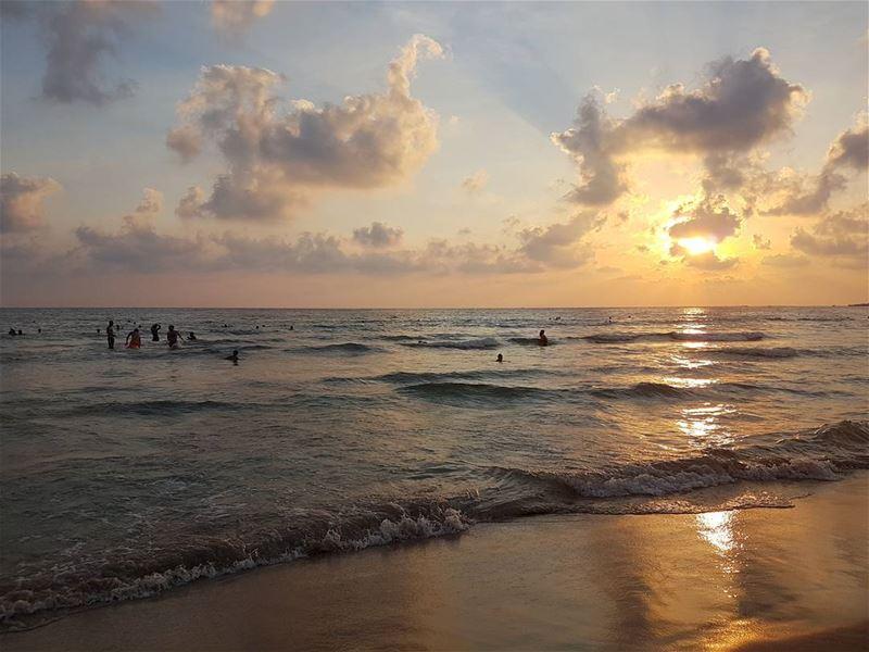 tyre sour beach sandybeach ... (Soûr, Al Janub, Lebanon)