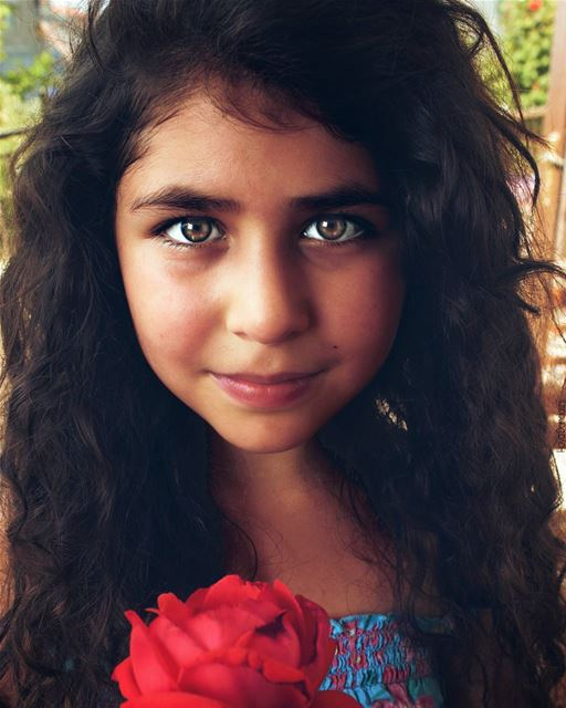 The beautiful malak 🌷 Portrait 📷2017 hayadandashi all copy rights...