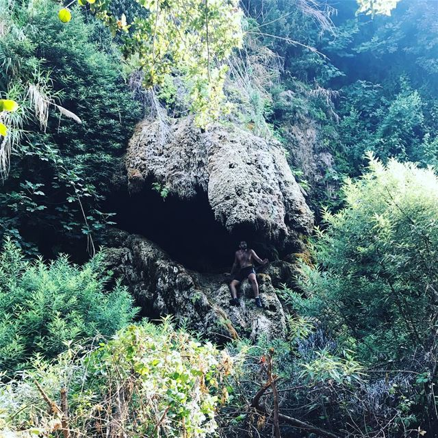 Mother nature eating its favourite meal 😋 ... (`Akkar, Liban-Nord, Lebanon)