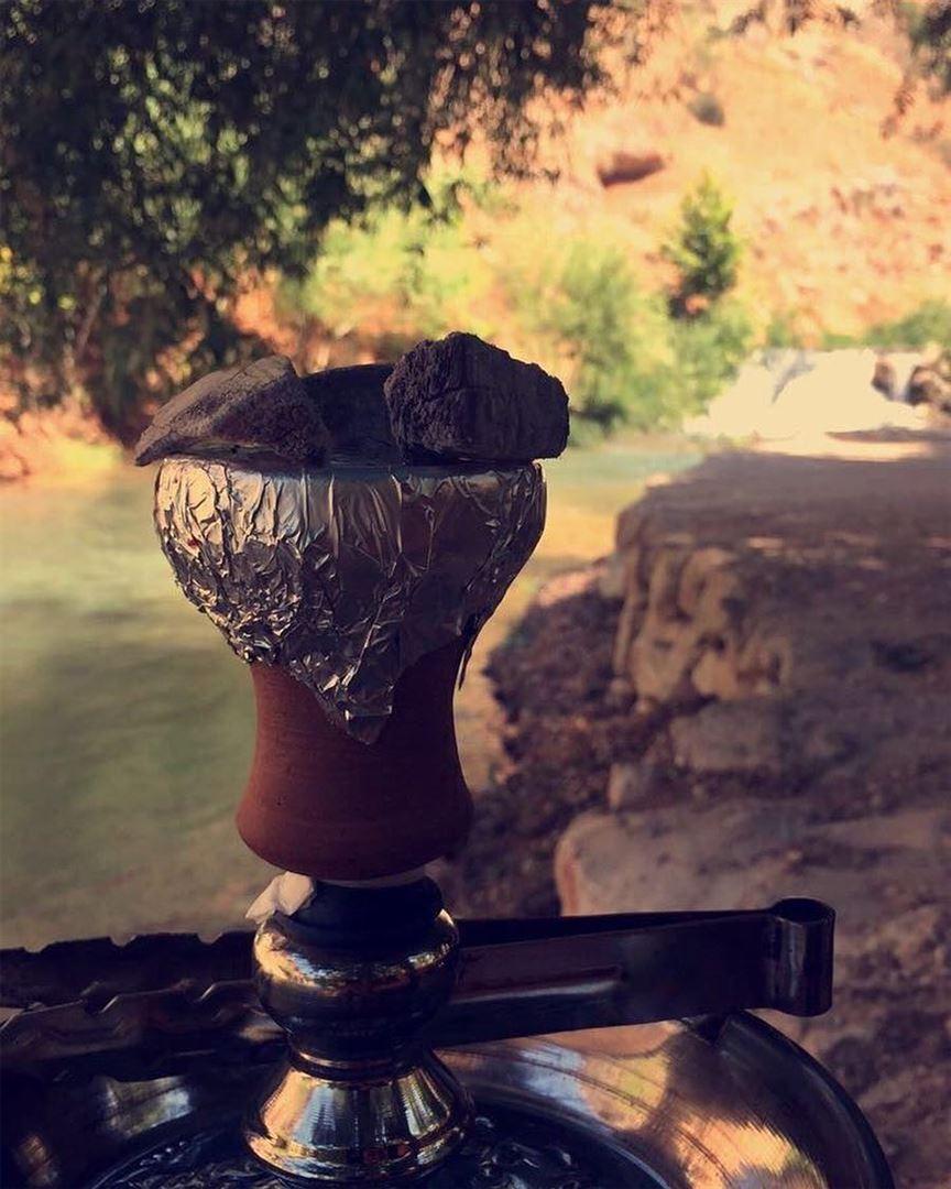 shishatime river lebanon veiws fun ... (استراحة ابو جاد)