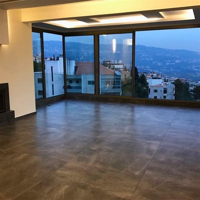 instalike lebanon lebanonshots lebanon_hdr mountains mountainview ... (Ballouneh, Mont-Liban, Lebanon)