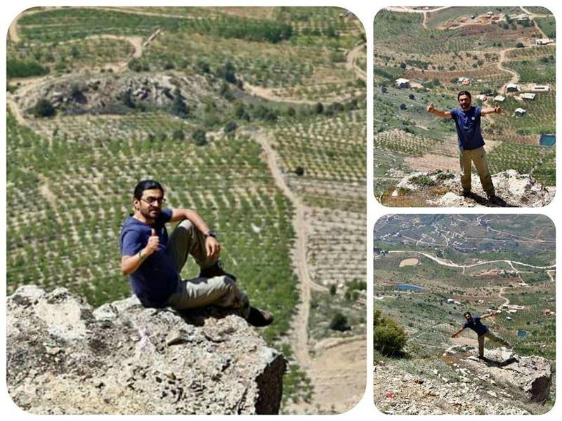 hiking hik lebanon liban montliban sport adventure najibsinjer ... (Akoura, Mont-Liban, Lebanon)