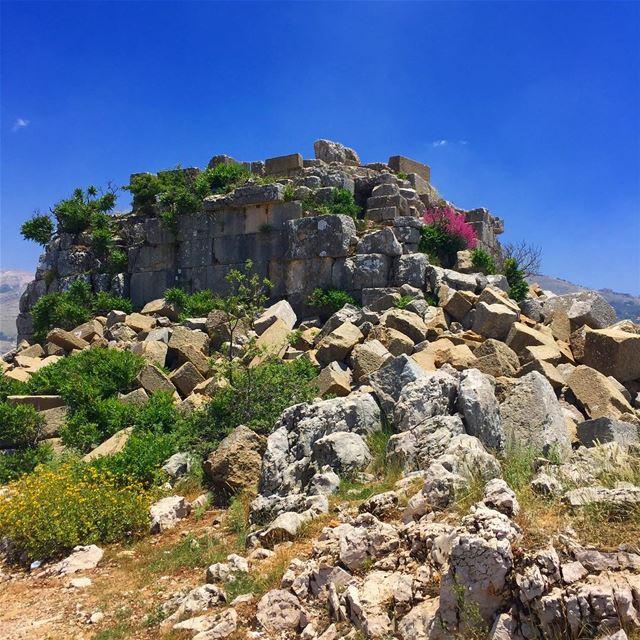 faqra love lebanon lebanontimes lebanonspotlights whatsuplebanon ... (Faqra Ruins)