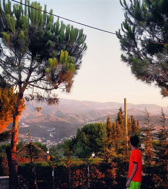 Collect moments ,not things 🍃🏃 ...... travel travelgram like... (Al Qubayyat, Liban-Nord, Lebanon)