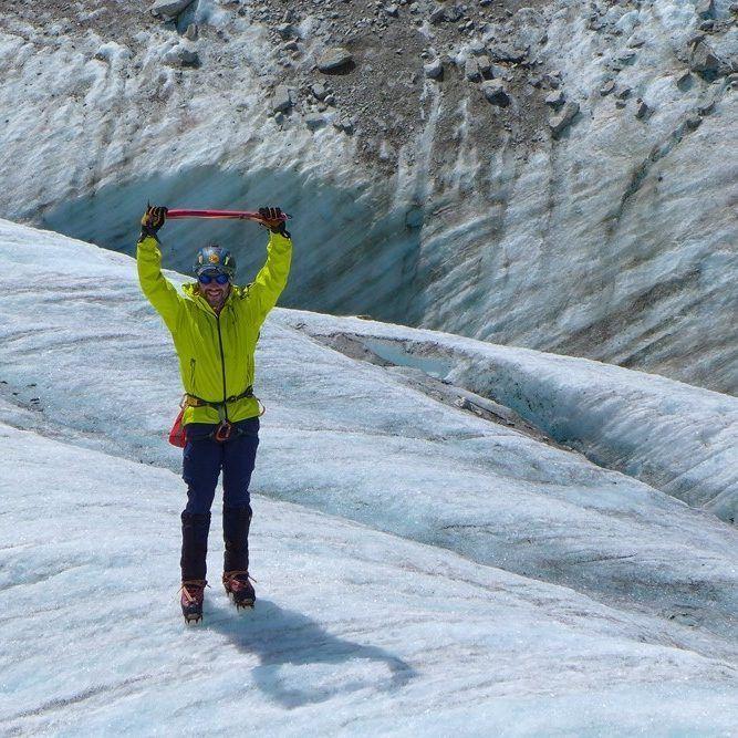 Impressive experience at Chamonix ...village of alpinisme. chamonix ... (Chamonix, France)