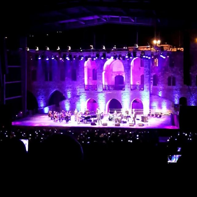 pinkmartini beirut_lebanon hdrphotography lebanonbylocal summer ... (Beiteddine Palace)