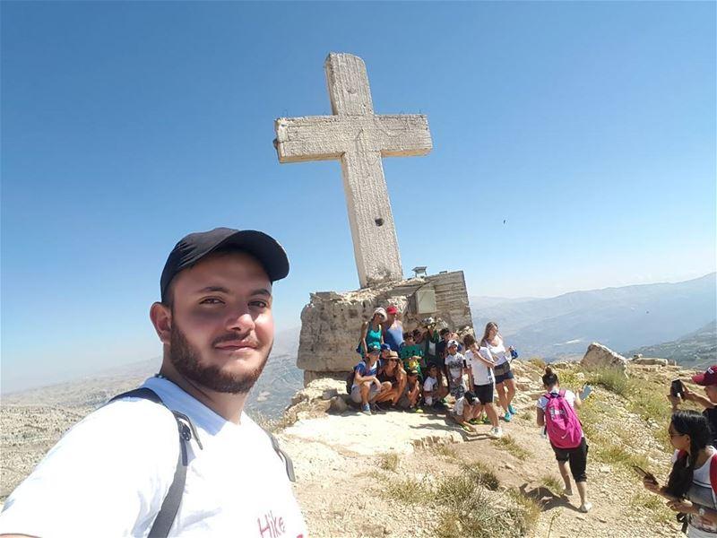 Morning hike akoura kingsland civilisationsland liveloveakoura... (Akoura, Mont-Liban, Lebanon)