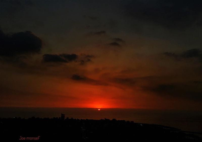 sunset night lebanon photooftheday photography photographer ...