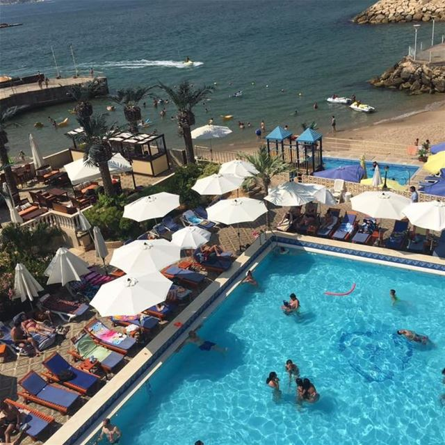 LamedinaBeach Jounieh Lebanon LiveLoveJounieh Beach Resort ...